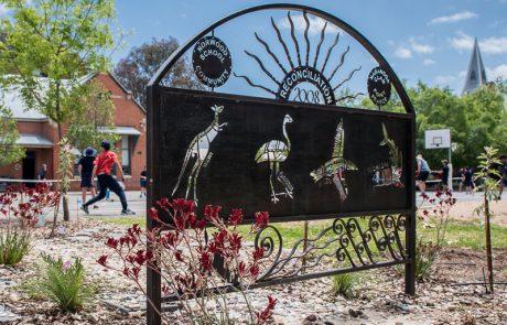 Reconciliation Garden